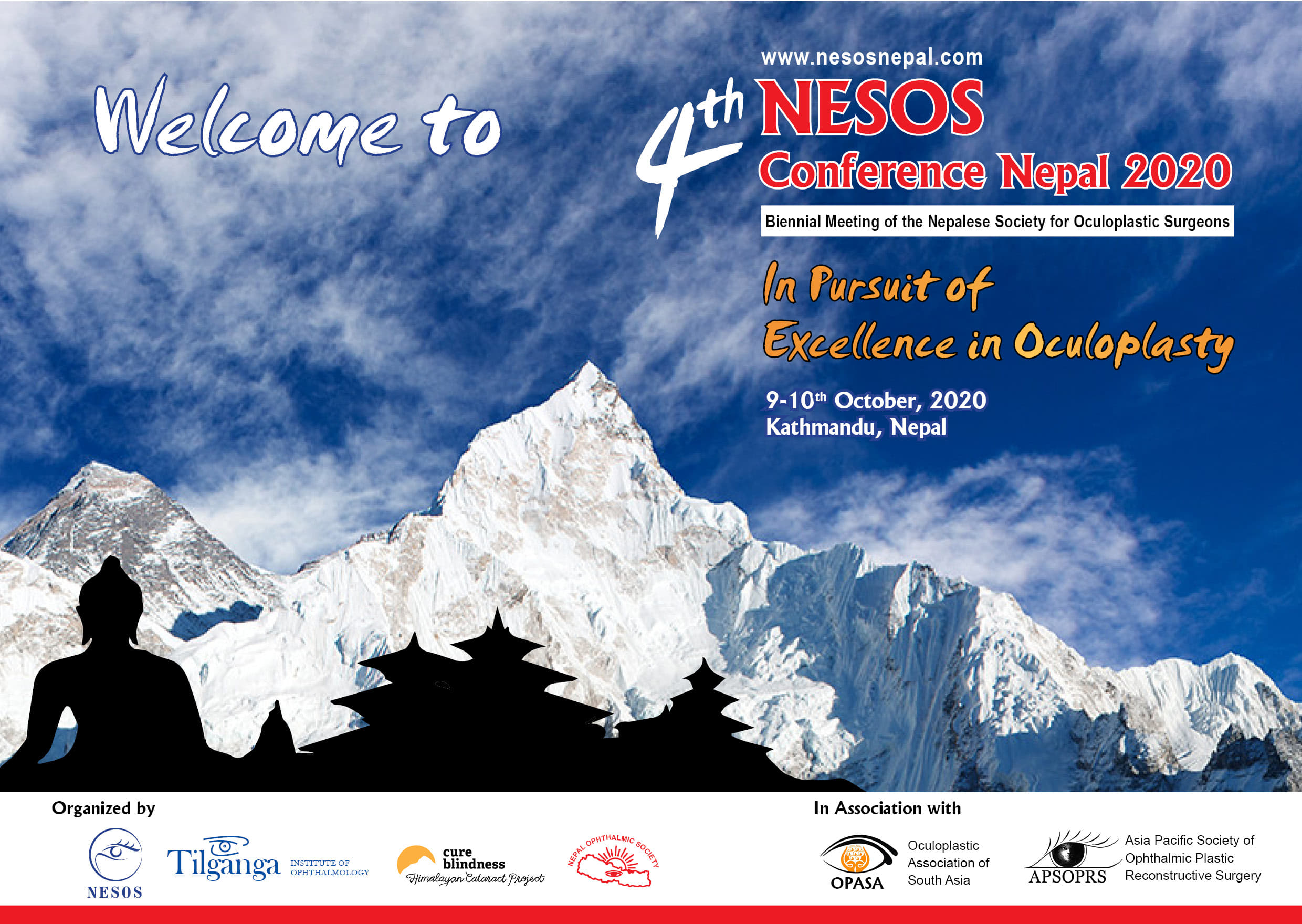 NESOS Conference Nepal 2020