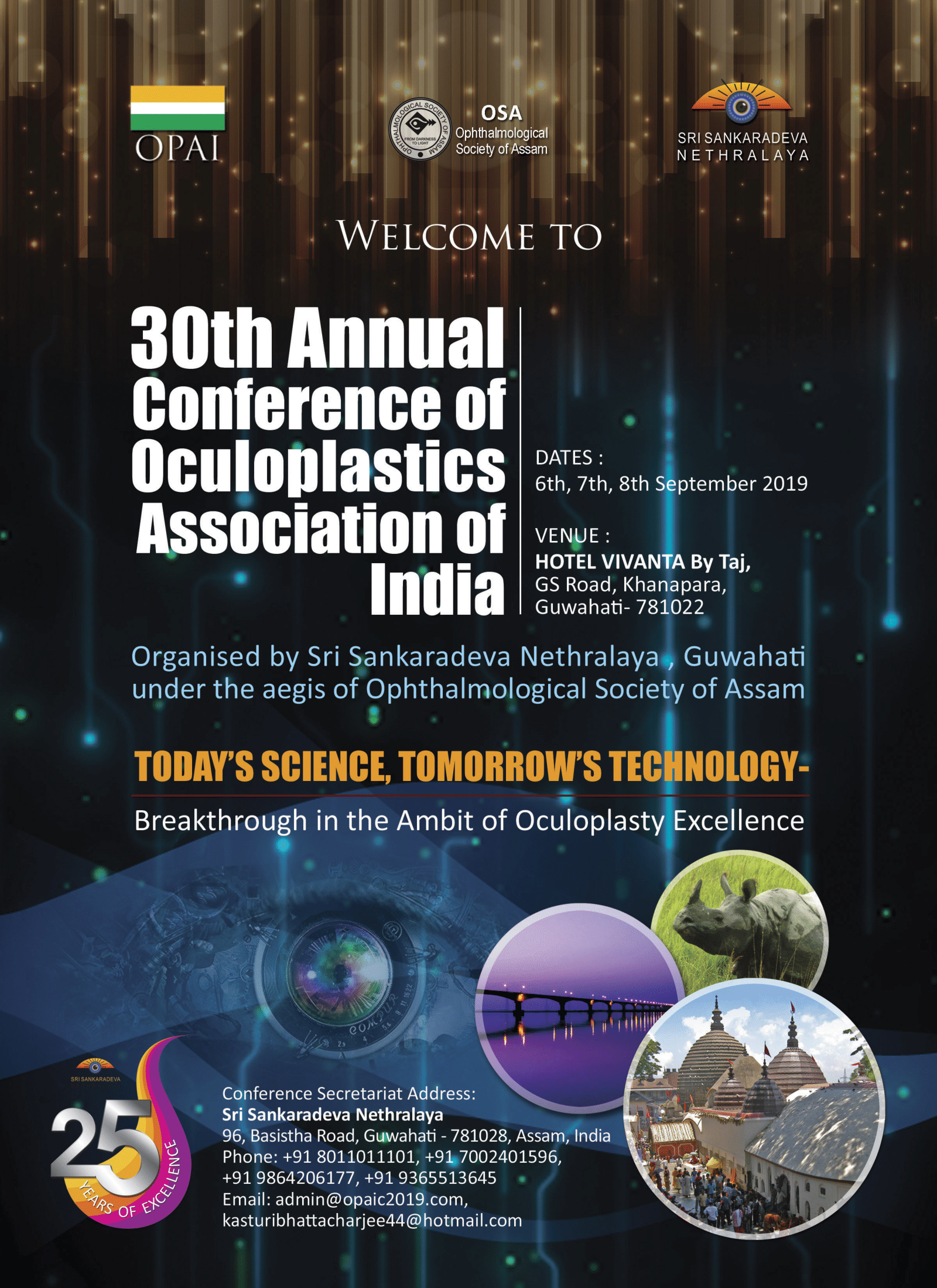 30th Annual Conference of Oculoplastics Association of India