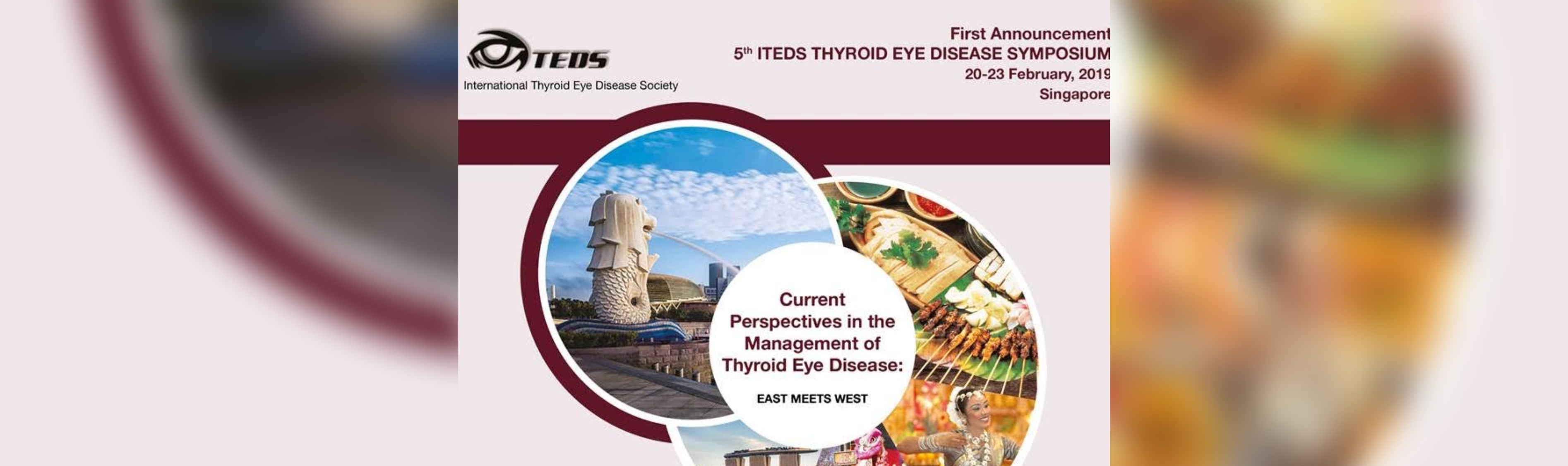 5th ITEDS THYROID EYE DISEASE SYNPOSIUM