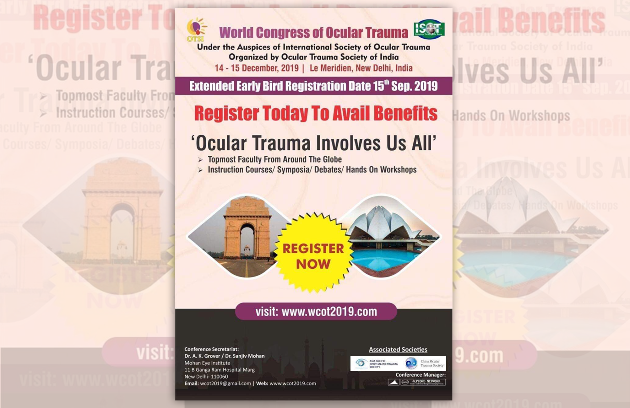 World Congress of Ocular Trauma