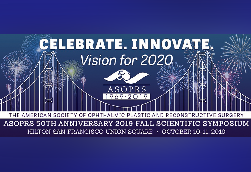 ASOPRS 50th Anniversary Fall Scientific Symposium