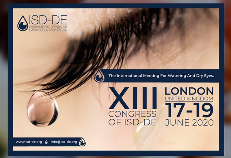 The International Meeting for Watering and Dry Eyes London