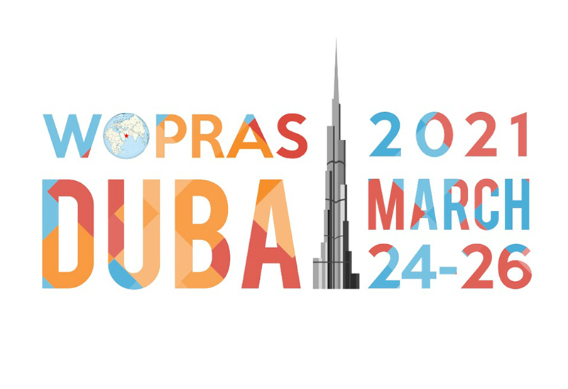 WOPRAS DUBAI March 24-26 2021